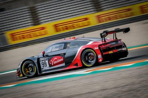 #99 Attempto Racing DEU Audi R8 LMS GT3 Alex Aka DEU Dennis Marschall DEU Silver Cup, Qualifying    SRO / Dirk Bogaerts Photography