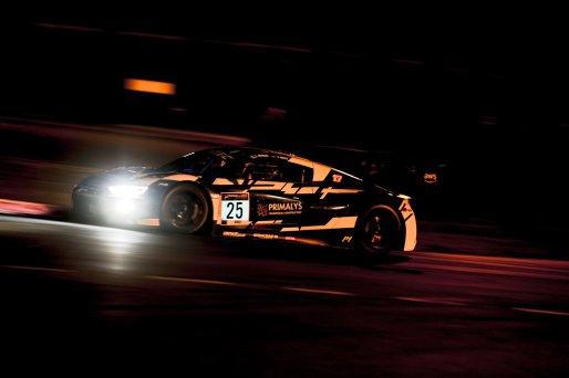 #25 Sainteloc Racing FRA Audi R8 LMS GT3 Leo Roussel FRA Christopher Haase DEU Pro, Pre-Qualifying    SRO / Patrick Hecq Photography