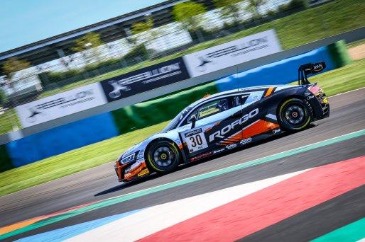 #30 Team WRT BEL Audi R8 LMS GT3 Benjamin Goethe DNK Kelvin van der Linde ZAF Pro, Qualifying    SRO / Dirk Bogaerts Photography