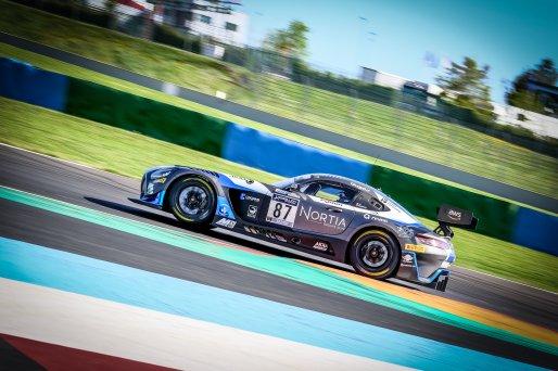 #87 AKKA ASP  FRA Mercedes-AMG GT3 Jim Pla FRA Konstantin Tereschenko RUS Silver Cup, Qualifying  | SRO / Dirk Bogaerts Photography