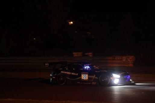#20 SPS automotive performance DEU Mercedes-AMG GT3 Valentin Pierburg DEU Dominik Baumann AUT Pro-Am Cup, Race 1  | SRO / Patrick Hecq Photography