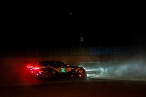 #159 Garage 59 GBR Aston Martin Vantage AMR GT3 Nicolai Kjaergaard DNK Tuomas Tujula FIN Silver Cup, Race 1    SRO / Patrick Hecq Photography