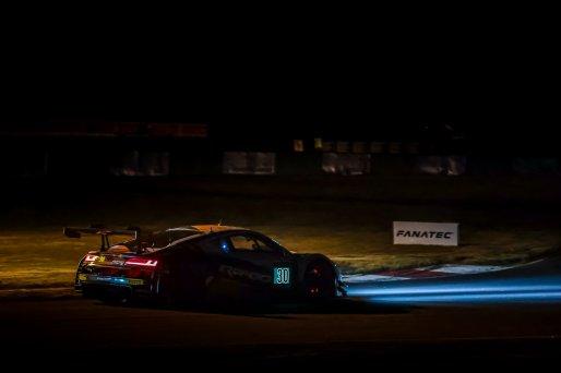#30 Team WRT BEL Audi R8 LMS GT3 Benjamin Goethe DNK Kelvin van der Linde ZAF Pro, Race 1    SRO / Patrick Hecq Photography