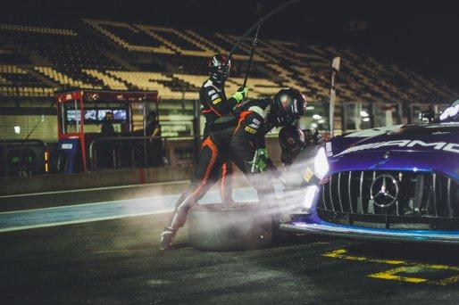 #88 AKKA ASP  FRA Mercedes-AMG GT3 Timur Boguslavskiy RUS Raffaele Marciello ITA Pro, GT3, Pitlane, Race 1  | SRO Motorsports Group