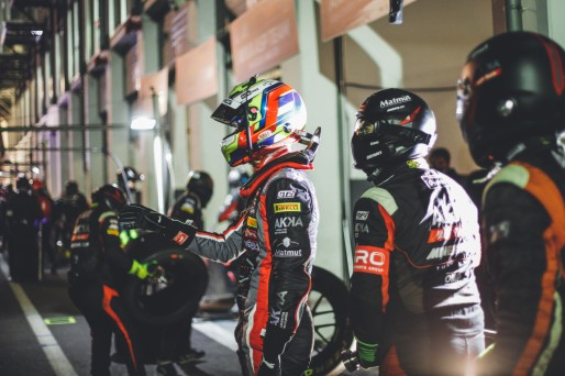 #89 AKKA ASP  FRA Mercedes-AMG GT3 Petru Umbrarescu ROM Jules Gounon FRA Pro, GT3, Pitlane, Race 1    SRO Motorsports Group