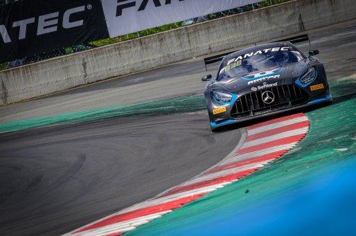 #7 Toksport WRT DEU Mercedes-AMG GT3 Oscar Tunjo COL Juuso Puhakka FIN Silver Cup, Qualifying  | SRO / Dirk Bogaerts Photography