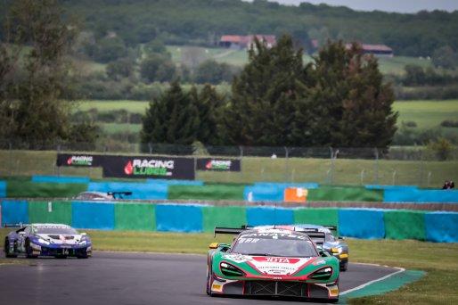 #38 Jota GBR McLaren 720 S GT3 Oliver Wilkinson GBR Ben Barnicoat GBR Pro, Race 2  | SRO / Patrick Hecq Photography