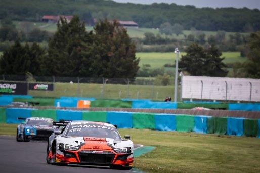 #32 Team WRT BEL Audi R8 LMS GT3 Charles Weerts BEL Dries Vanthoor BEL Pro, Race 2    SRO / Patrick Hecq Photography