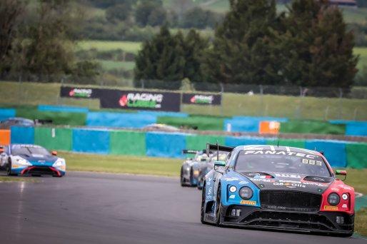 #107 CMR FRA Bentley Continental GT3 Ulysse De Pauw BEL Pierre-Alexandre Jean FRA Silver Cup, Race 2  | SRO / Patrick Hecq Photography