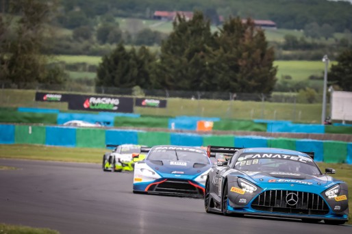 #87 AKKA ASP  FRA Mercedes-AMG GT3 Jim Pla FRA Konstantin Tereschenko RUS Silver Cup, Race 2  | SRO / Patrick Hecq Photography
