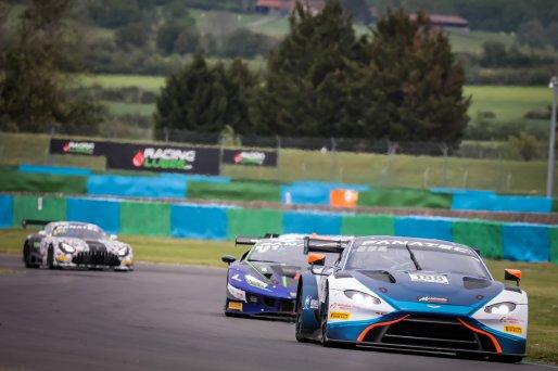 #188 Garage 59 GBR Aston Martin Vantage AMR GT3 Alexander West SWE Jonny Adam GBR Pro-Am Cup, Race 2  | SRO / Patrick Hecq Photography