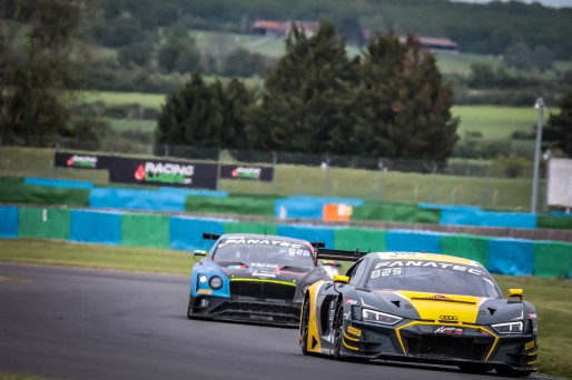 #66 Attempto Racing DEU Audi R8 LMS GT3 Alex Aka DEU Christopher Mies DEU Pro, Race 2  | SRO / Patrick Hecq Photography