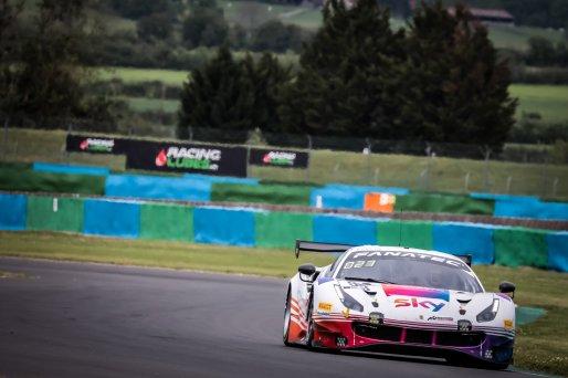 #93 SKY - Tempesta Racing GBR Ferrari 488 GT3 Christopher Froggatt GBR Giorgio Roda ITA Silver Cup, Race 2  | SRO / Patrick Hecq Photography