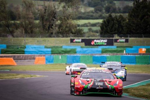 #33 Rinaldi Racing DEU Ferrari 488 GT3 Benjamin Hites CHL Patrick Kujala FIN Silver Cup, Race 2  | SRO / Patrick Hecq Photography
