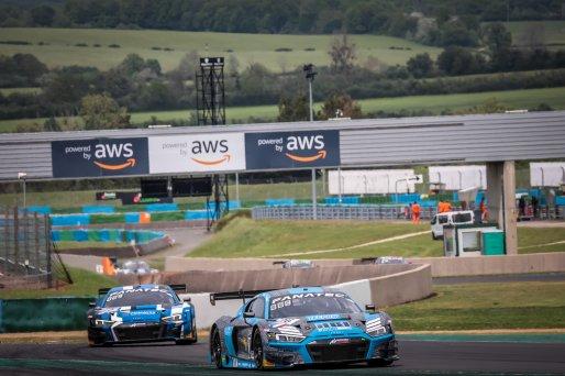 #26 Sainteloc Racing FRA Audi R8 LMS GT3 Aurelien Panis FRA Frederic Vervisch BEL Pro, Race 2    SRO / Patrick Hecq Photography