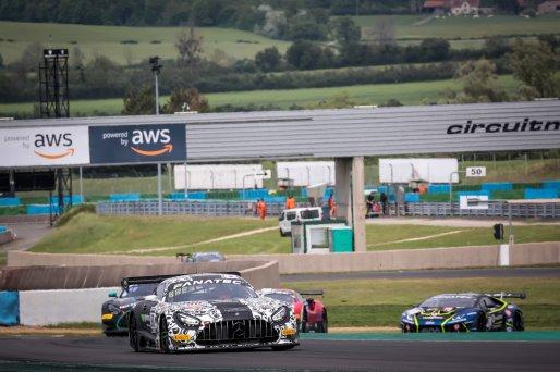 #90 Madpanda Motorsport ESP Mercedes-AMG GT3 Ezequiel Perez Companc ARG Rik Breukers NDL Silver Cup, Race 2  | SRO / Patrick Hecq Photography