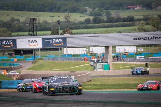 #20 SPS automotive performance DEU Mercedes-AMG GT3 Valentin Pierburg DEU Dominik Baumann AUT Pro-Am Cup, Race 2  | SRO / Patrick Hecq Photography
