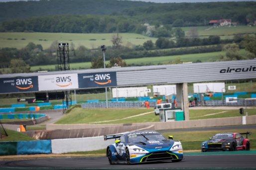 #159 Garage 59 GBR Aston Martin Vantage AMR GT3 Nicolai Kjaergaard DNK Tuomas Tujula FIN Silver Cup, Race 2    SRO / Patrick Hecq Photography