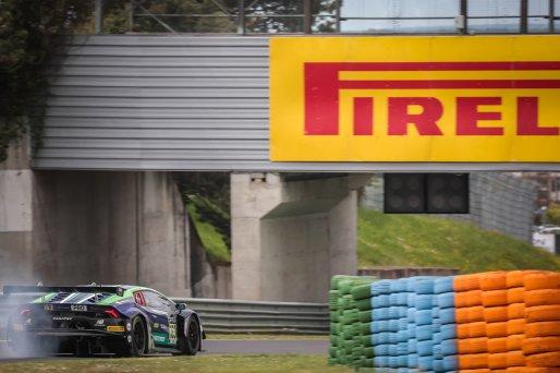 #163 Emil Frey Racing CHE Lamborghini Huracan GT3 Evo Albert Costa ESP Norbert Siedler AUT Pro, Race 2  | SRO / Patrick Hecq Photography