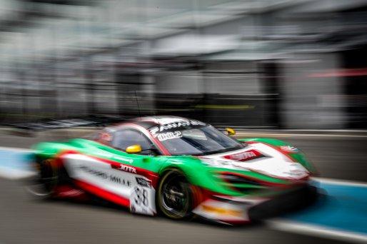 #38 Jota GBR McLaren 720 S GT3 Oliver Wilkinson GBR Ben Barnicoat GBR Pro, GT3, Pitlane, Race 2  | SRO / Jules Benichou - 21creation