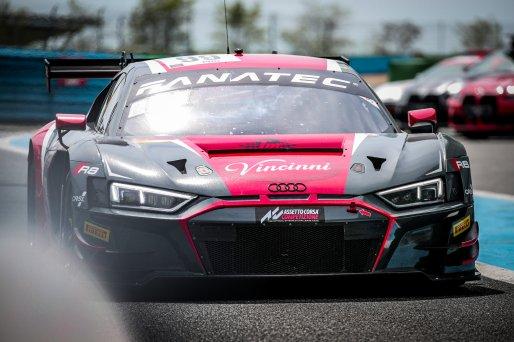 #99 Attempto Racing DEU Audi R8 LMS GT3 Tommaso Mosca ITA Mattia Drudi ITA Pro, GT3, Race 2  | SRO / Jules Benichou - 21creation
