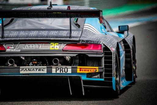 #26 Sainteloc Racing FRA Audi R8 LMS GT3 Aurelien Panis FRA Frederic Vervisch BEL Pro, GT3, Race 2    SRO / Jules Benichou - 21creation