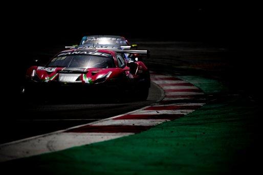 #33 Rinaldi Racing DEU Ferrari 488 GT3 Benjamin Hites CHL Patrick Kujala FIN Silver Cup, GT3, Race 2  | SRO / Jules Benichou - 21creation