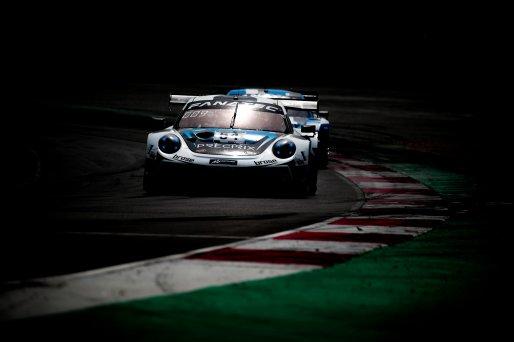 #54 Dinamic Motorsport ITA Porsche 911 GT3-R (991.II) Adrien De Leener BEL Christian Engelhart DEU Pro, GT3, Race 2    SRO / Jules Benichou - 21creation