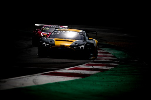 #66 Attempto Racing DEU Audi R8 LMS GT3 Alex Aka DEU Christopher Mies DEU Pro, GT3, Race 2  | SRO / Jules Benichou - 21creation