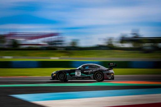 #20 SPS automotive performance DEU Mercedes-AMG GT3 Valentin Pierburg DEU Dominik Baumann AUT Pro-Am Cup, GT3, Race 2  | SRO / Jules Benichou - 21creation