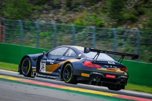 #34 Walkenhorst Motorsport DEU BMW M6 GT3 Pro Cup, TotalEnergies 24hours of Spa