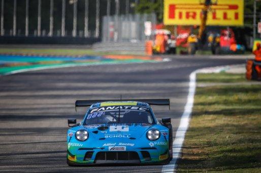#222 Team Allied-Racing DEU Porsche 911 GT3-R (991.II) Jan Kasperlik DEU Julien Apotheloz CHE Nicolas Schöll AUT Pro-Am Cup, Free Practice  | SRO / Patrick Hecq Photography