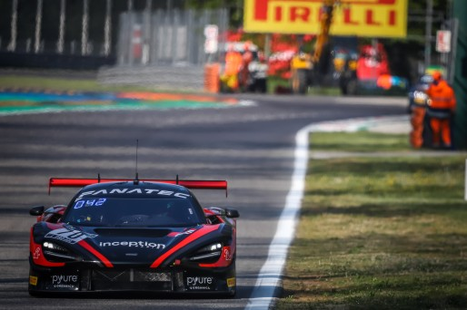 #70 Inception Racing GBR McLaren 720 S GT3 Oliver Millroy GBR - - Brendan Iribe USA Pro-Am Cup, Free Practice  | SRO / Patrick Hecq Photography