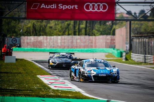 #25 Sainteloc Racing FRA Audi R8 LMS GT3 Adrien Tambay FRA Alexandre Cougnaud FRA Christopher Haase DEU Pro Cup, GT3, Pre-Qualifying  | SRO / Jules Benichou - 21creation