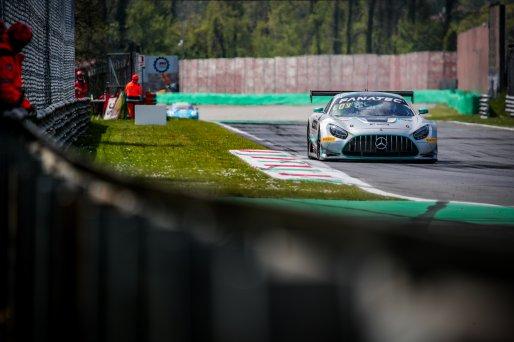 #40 SPS automotive performance DEU Mercedes-AMG GT3 Yannick Mettler CHE Jordan Love AUS Miklas Born CHE Silver Cup, GT3, Pre-Qualifying  | SRO / Jules Benichou - 21creation