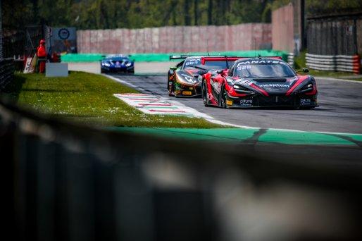 #70 Inception Racing GBR McLaren 720 S GT3 Oliver Millroy GBR - - Brendan Iribe USA Pro-Am Cup, GT3, Pre-Qualifying  | SRO / Jules Benichou - 21creation