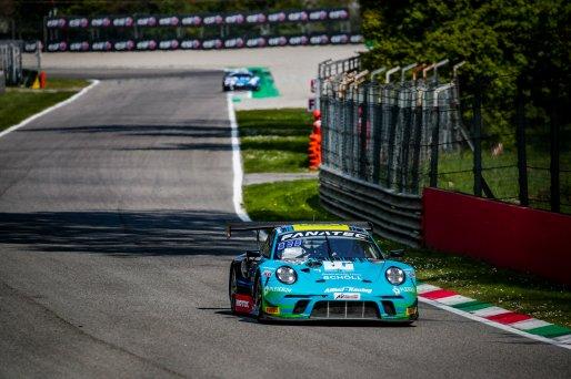 #222 Team Allied-Racing DEU Porsche 911 GT3-R (991.II) Jan Kasperlik DEU Julien Apotheloz CHE Nicolas Schöll AUT Pro-Am Cup, GT3, Pre-Qualifying  | SRO / Jules Benichou - 21creation