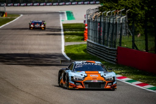 #30 Team WRT BEL Audi R8 LMS GT3 James Pull GBR Stuart Hall GBR Benjamin Goethe MCO Silver Cup, GT3, Pre-Qualifying  | SRO / Jules Benichou - 21creation