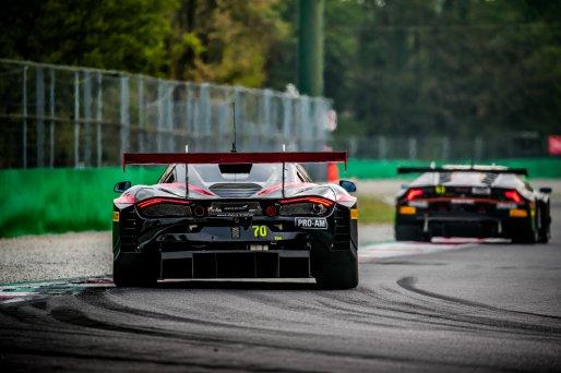 #70 Inception Racing GBR McLaren 720 S GT3 Oliver Millroy GBR - - Brendan Iribe USA Pro-Am Cup, GT3, Qualifying  | SRO / Jules Benichou - 21creation