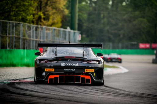#5 HRT DEU Mercedes-AMG GT3 Hubert Haupt DEU Patrick Asseheimer DEU Ricardo Sanchez MEX Silver Cup, GT3, Qualifying  | SRO / Jules Benichou - 21creation