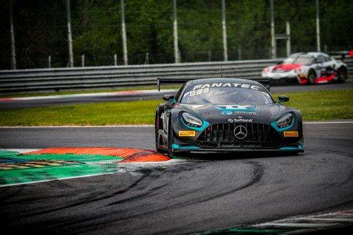 #7 TokSport DEU Mercedes-AMG GT3 Oscar Tunjo COL Paul Petit FRA Marvin Dienst DEU Silver Cup, GT3, Qualifying  | SRO / Jules Benichou - 21creation