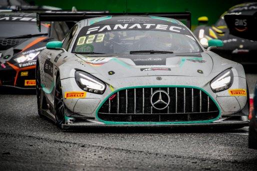 #40 SPS automotive performance DEU Mercedes-AMG GT3 Yannick Mettler CHE Jordan Love AUS Miklas Born CHE Silver Cup, GT3, Race  | SRO / Jules Benichou - 21creation