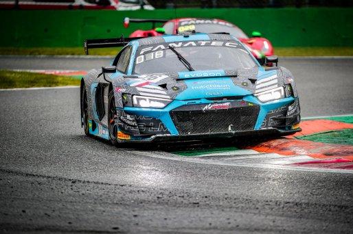 #26 Sainteloc Racing FRA Audi R8 LMS GT3 Markus Winkelhock DEU Finlay Hutchison GBR Frederic Vervisch BEL Pro Cup, GT3, Race  | SRO / Jules Benichou - 21creation