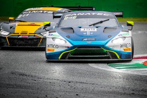 #159 Garage 59 GBR Aston Martin Vantage AMR GT3 Nicolai Kjaergaard DNK Alex MacDowall GBR Valentin Hasse Clot FRA Silver Cup, GT3, Race  | SRO / Jules Benichou - 21creation