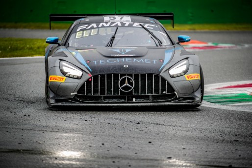#57 Winward Racing USA Mercedes-AMG GT3 Russell Ward USA Mikael Grenier CAN Philip Ellis GBR Silver Cup, GT3, Race  | SRO / Jules Benichou - 21creation