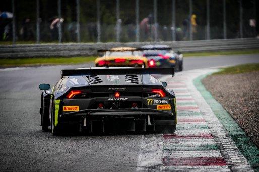 #77 Barwell Motorsport GBR Lamborghini Huracan GT3 Evo Adrian Amstutz CHE Miguel Ramos PRT Henrique Chaves PRT Pro-Am Cup, GT3, Race    SRO / Jules Benichou - 21creation