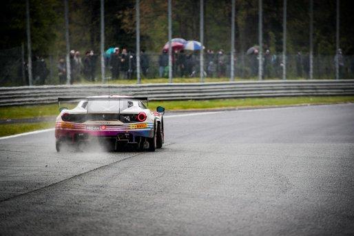 #93 SKY - Tempesta Racing GBR Ferrari 488 GT3 Chris Froggatt GBR Stefan Görig DEU Eddie Cheever ITA Pro-Am Cup, GT3, Race  | SRO / Jules Benichou - 21creation