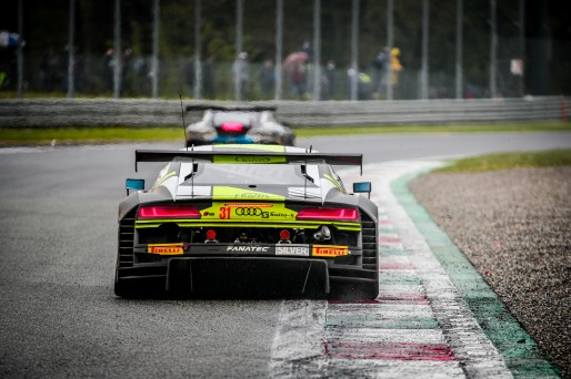 #31 Team WRT BEL Audi R8 LMS GT3 Ryuichiro Tomita JPN Frank Bird GBR Valdemar Eriksen  DNK Silver Cup, GT3, Race  | SRO / Jules Benichou - 21creation