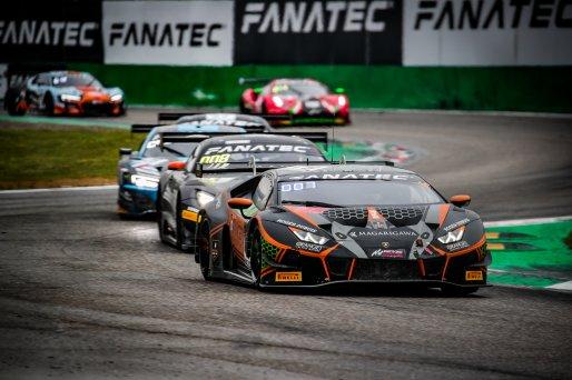 #19 Orange 1 FFF Racing Team CHN Lamborghini Huracan GT3 Evo Phil Keen GBR - - Hiroshi Hamaguchi JPN Pro-Am Cup, GT3, Race  | SRO / Jules Benichou - 21creation
