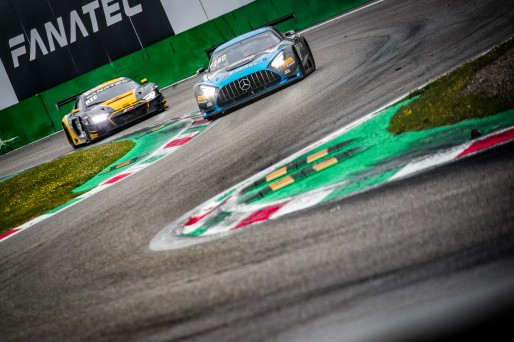 #87 AKKA ASP FRA Mercedes-AMG GT3 Simon Gachet FRA Konstantin Tereschenko  RUS Thomas Drouet FRA Silver Cup, GT3, Race  | SRO / Jules Benichou - 21creation